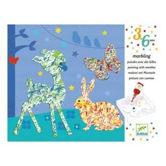Djeco Multicoloured Paint