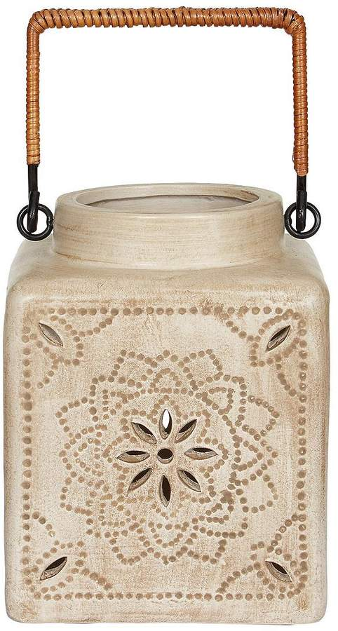 Decorative Garden Lantern 21cm H