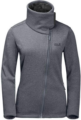Jack Wolfskin Women's Atlantic Sky Fleece Jacket from Eastern Mountain Sports