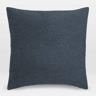 west elm Upholstery Fabric Pillow Cover - Twill