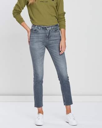 Maison Scotch High Five Cropped Jeans
