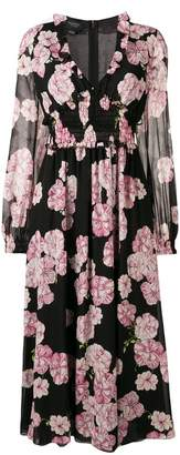 Giambattista Valli floral midi dress