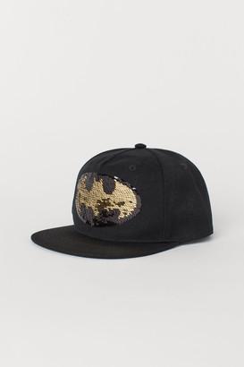 H&M Cap with Applique
