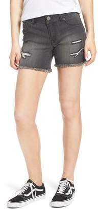 1822 Denim Decon Distressed Denim Shorts (Milla)