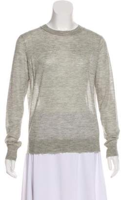 Vince Cashmere Long Sleeve Top