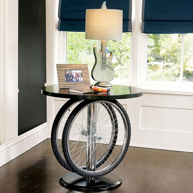 Bike Wheel Table