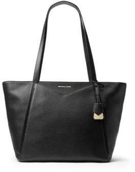 MICHAEL Michael Kors Large Leather Tote Bag