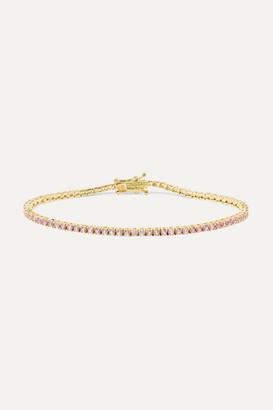 Jennifer Meyer 18-karat Gold Sapphire Bracelet