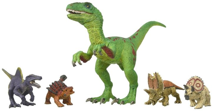 Schleich World of History Dinosaurs