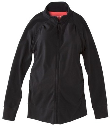 Maternity Long Sleeve Active Jacket Black
