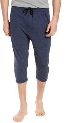 Alo Balance Slim Fit Cropped Jogger Pants