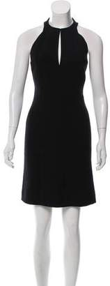 Bottega Veneta Sleeveless Wool Dress
