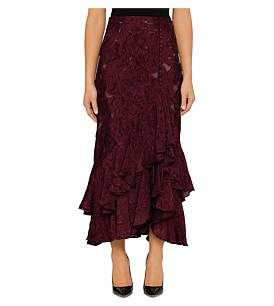 Erdem Cerena Fil Coupe Skirt