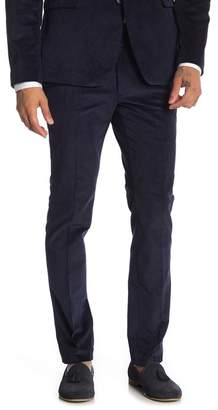 Original Penguin Navy Corduroy Suit Trousers