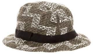 Derek Lam Patterned Bucket Hat