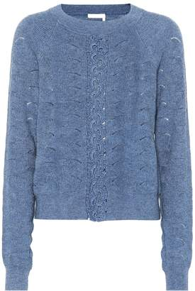See by Chloe Wool-blend sweater