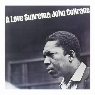 Vinyl Records John Coltrane - Love Supreme Vinyl Record