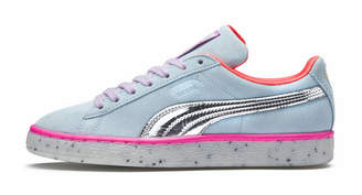 PUMA x SOPHIA WEBSTER Suede Candy Princess Womens Sneakers