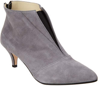 Butter Shoes Brandi Suede Bootie