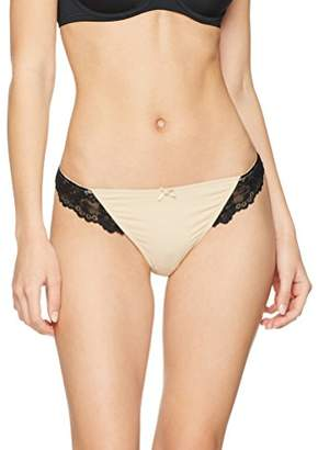 2b83f471a32ea at Amazon.co.uk · Underwear Women s Lace Waist Brief