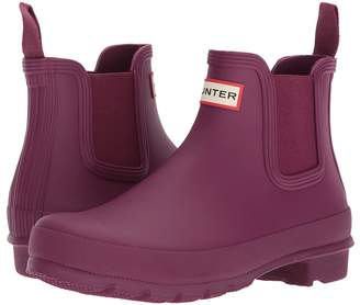 Hunter Chelsea Women's Rain Boots