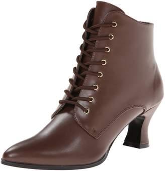 Funtasma Pleaser Women's Victorian-35 Victorian Ankle Boot