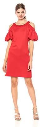 Wild Meadow Women's Scuba Swing Dress XL