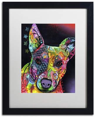 """Roxy Dean Russo 'Roxy' Matted Framed Art - 16"""" x 20"""" x 0.5"""""""