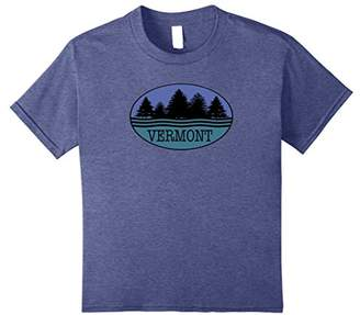 Vermont Souvenir Tshirt I love Nature Outdoors