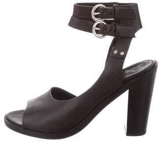 Rag & Bone Leather Slingback Sandals