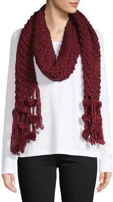 Etereo Chunky-Knit Scarf