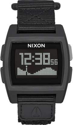 Nixon Base Tide Nylon Watch