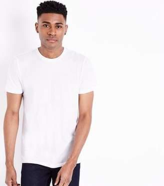 New Look White Crew Neck T-Shirt