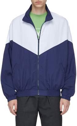Noon Goons 'Mall' colourblock track jacket