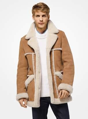 Michael Kors Shearling Coat