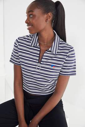 Russell Athletic Aella Striped Polo Shirt