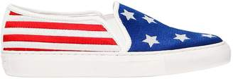 Katy Perry 20mm Michelle American Flag Sneakers