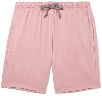 Schiesser Cotton-Jersey Pyjama Shorts