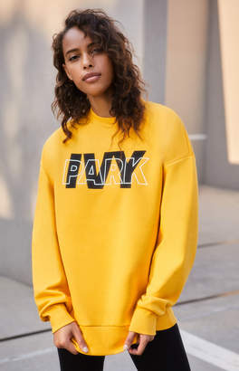 Ivy Park Layer Logo Sweatshirt