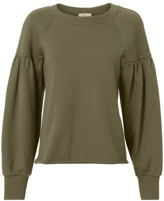 A.L.C. Gilmore Army Green Sweatshirt