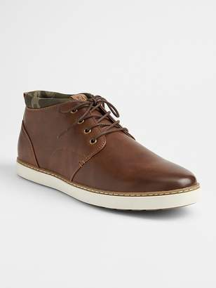Gap Casual Lace-Up Boots