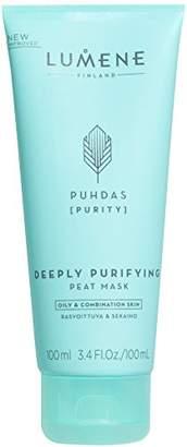 Lumene Puhdas Purity Deeply Purifying Peat Mask