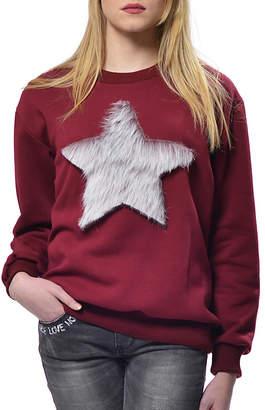 Gypsetters Sweater Furry Star