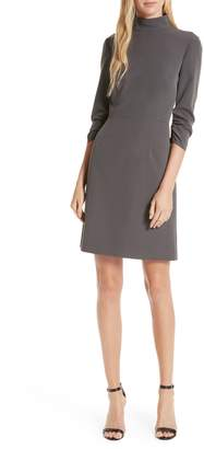 Milly Kendall Mock Neck Dress