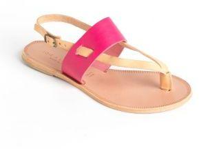 Joie A LA PLAGE BY Menton Leather Sandals