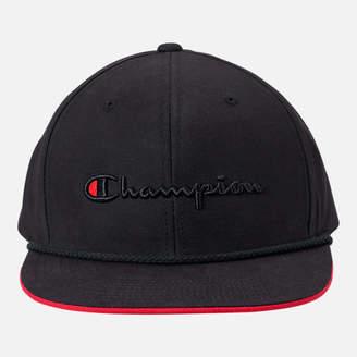 Champion Script Snapback Hat