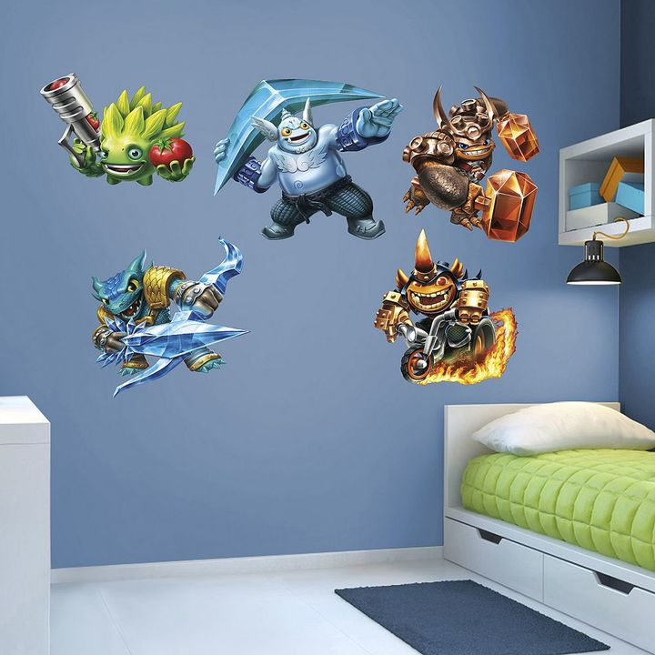 Fathead Skylanders Trap Team Collection Wall Decals by Fathead