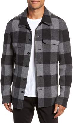 Vince Plaid Jacket