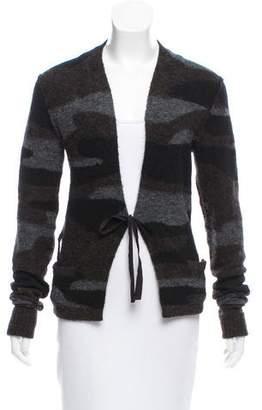 Etoile Isabel Marant Stripe Knit Cardigan