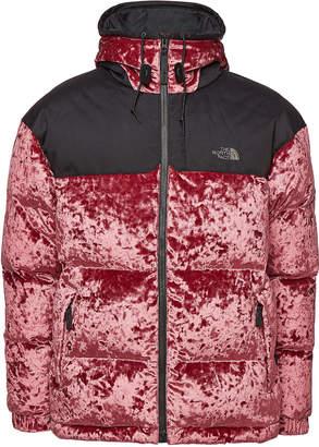 The North Face Black Series Urban Velvet Down Jacket